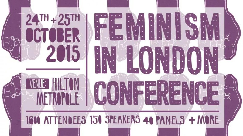 Monika K. Adler: Feminism in London Conference 2015