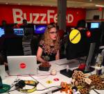 Monika K. Adler in Art for Freedom curated by Madonna, BuzzFeed