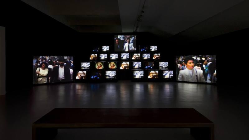 Monika K. Adler in Time is Love8, Kulter, Amsterdam