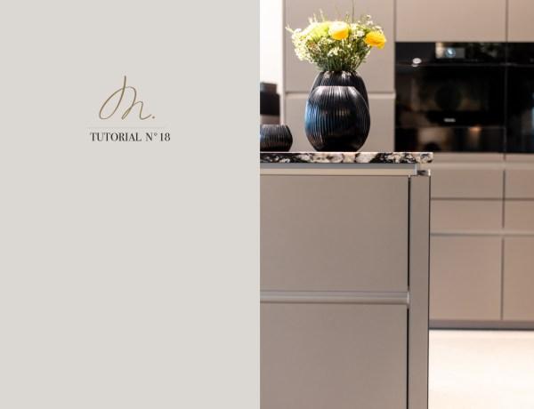 Offene Wohnküche mit Wohnzimmer Grundriss
