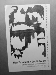 Lucid Dream Poster