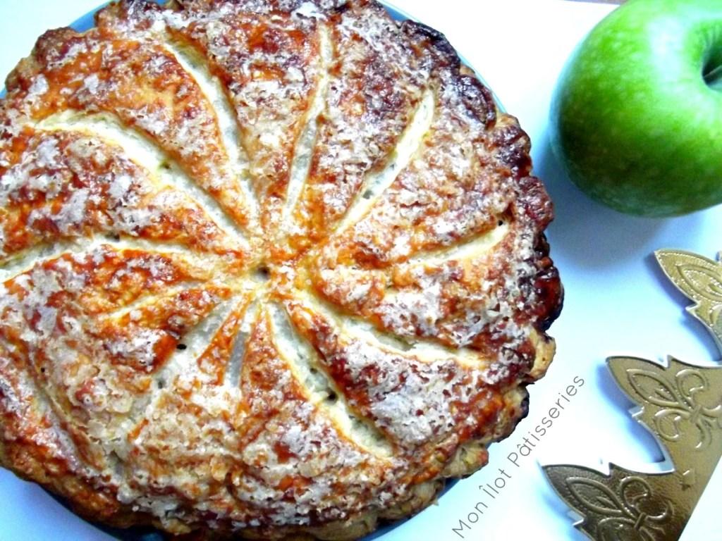 galette-des-rois-pommes-épices