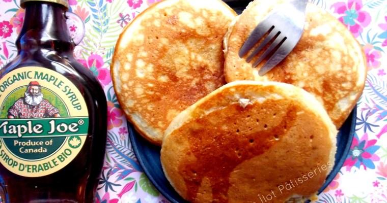 «Fluffy, puffy» : Les Pancakes à l'américaine