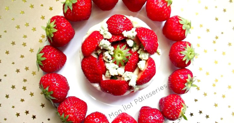 «Les Tartelettes ramènent leur fraise» : Les Tartelettes à la fraise