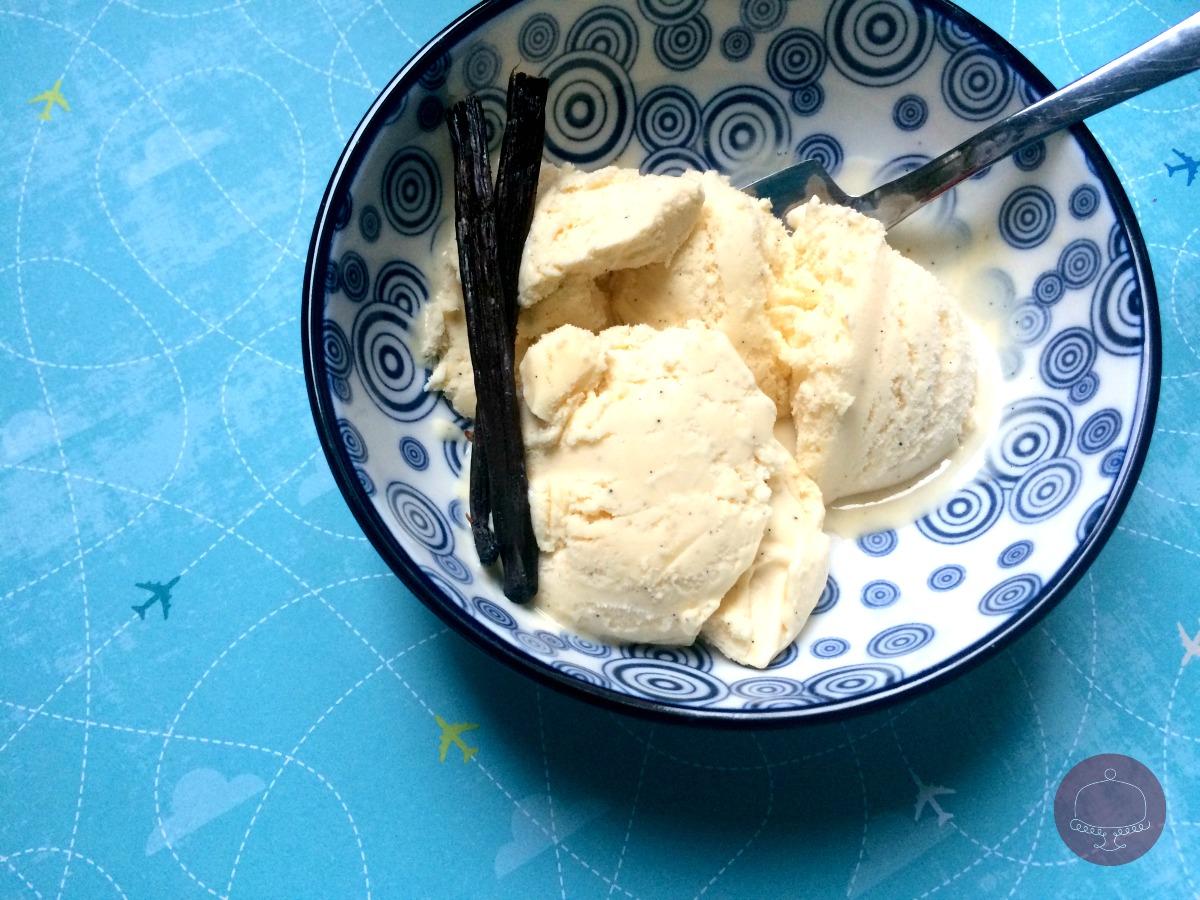 «Une boule vanille, s'il vous plaît !» : La glace à la vanille