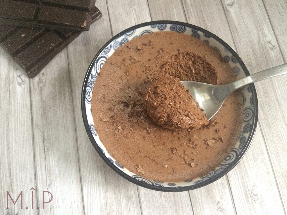 """""""Mousse Party !"""" : La Mousse au chocolat de la Cuisine de Bernard"""