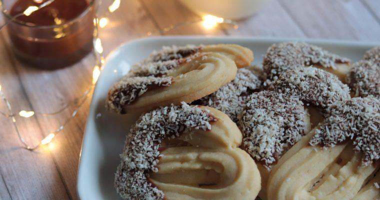 Les biscuits Spritz viennois