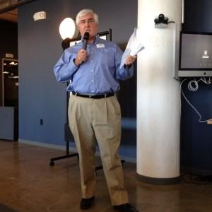 Ron Conway - Highground Hackathon