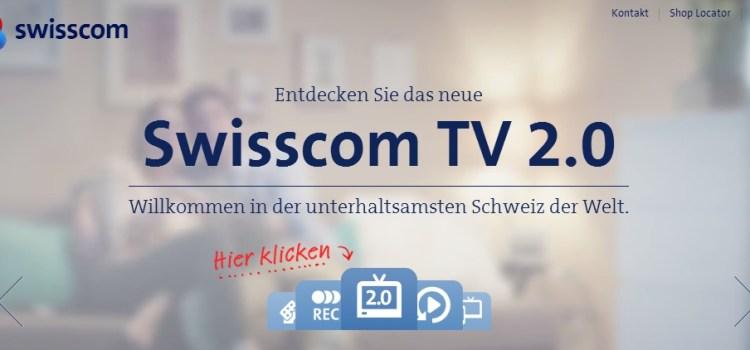 Gli abbonamenti alla IPTV di Swisscom raggiungono il milione