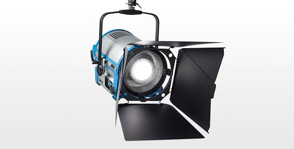 Arri amplia la Serie L con il nuovo Fresnel a LED L10