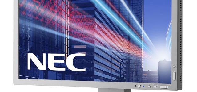 NEC aggiunge due display da 55 pollici con pannelli S-IPS