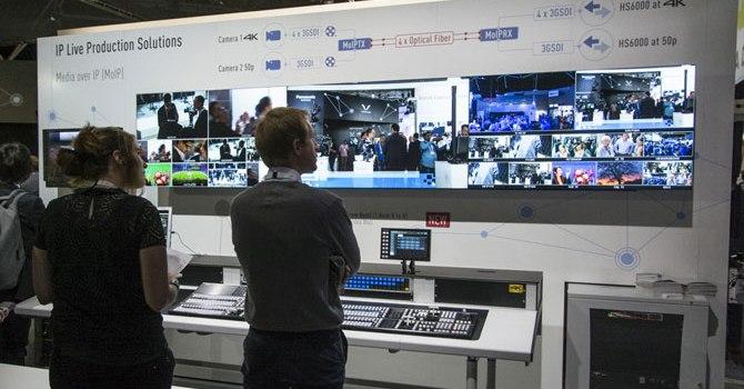 4K e MOIP nell'agenda di Panasonic