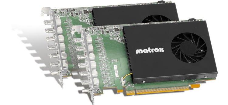 Il versatile encoder 4K di Matrox