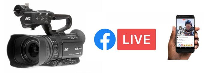 Novità nel Live Streaming per JVC all'IBC