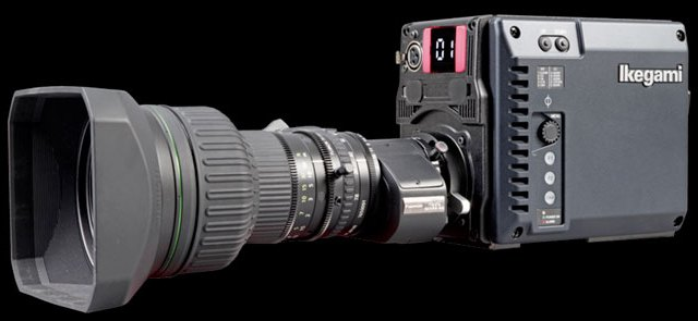 Ikegami introduce la fotocamera HDR compatta UHL-43 nei mercati EAME