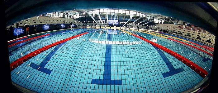 L'International Swimming League 2019 fa tappa a Napoli