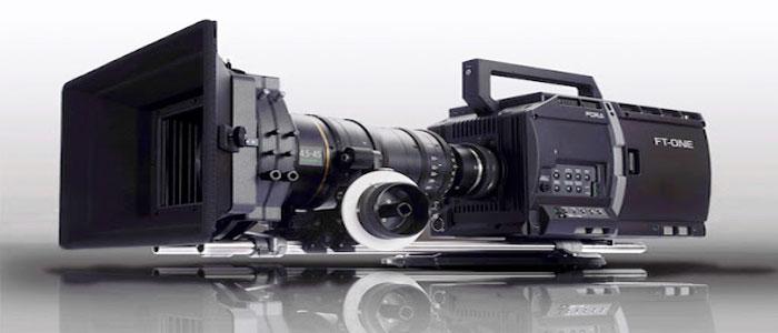 Le telecamere FOR-A FT-ONE-SS4K catturano filmati 4K a 1.000 fps per la produzione live