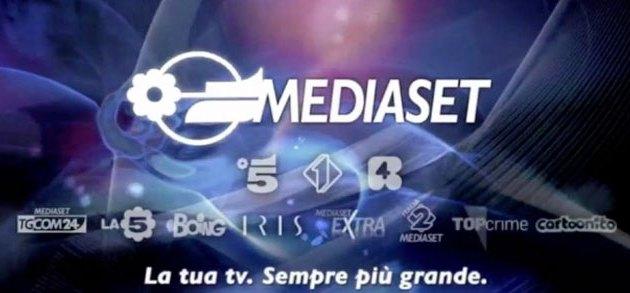 Mediaset, semestrale in perdita