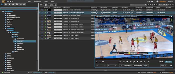 3Zero2 TV e il MAM, strategico per tutto il centro di produzione
