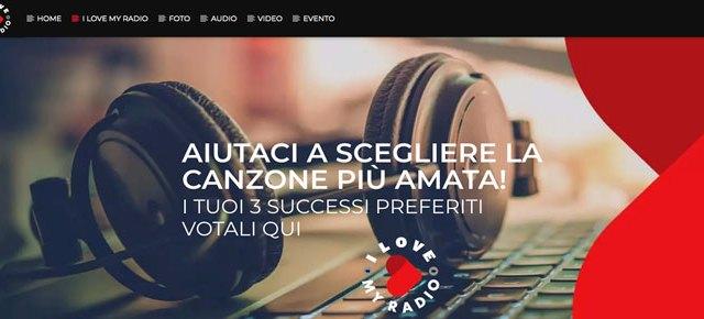 I love my radio, le radio italiane alla ricerca  della più bella canzone degli ultimi 45 anni