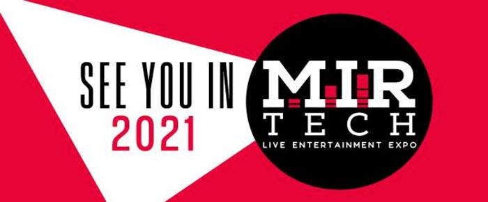 MIR Tech – Music Inside Rimini 2021