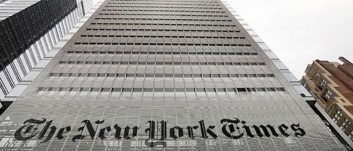 Il New York Times diventa una casa di produzione e punta a 10 milioni di abbonamenti digitali