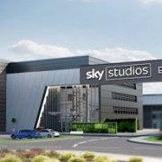 Londra, al via i lavori per i nuovi Sky Studios