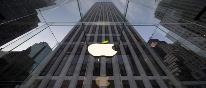 Apple vale 2 mila miliardi di dollari