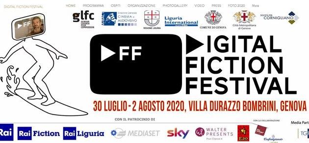 A Genova il Digital Fiction Festival, fino al 2 agosto