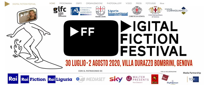 A Genova il Digital Fiction Festival, fino al 2 agosto