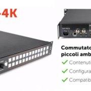 Barco PD-S4K: nuovo mixer grafico 4K