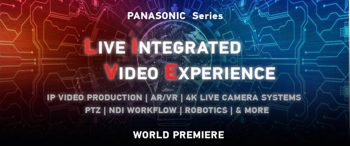 Panasonic: la tecnologia nell'XR Studio di Creative Technology a Londra