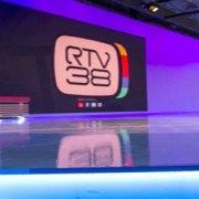 RTV38 sceglie Unilumin per il grande schermo dello studio TV