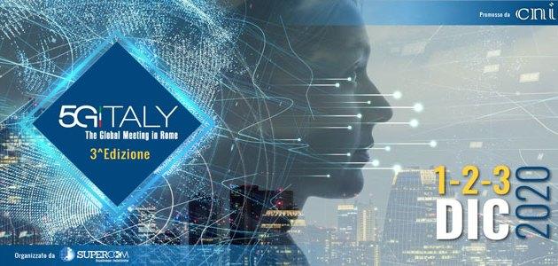 5G Italy e il Recovery Fund, 1-2-3 dicembre 2020