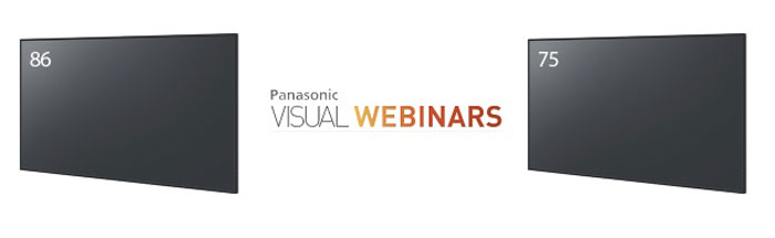 Panasonic: New High Brightness 4K Displays