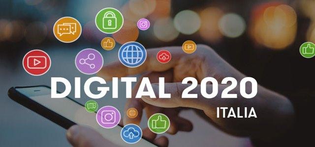2020, il boom delle reti sociali digitali