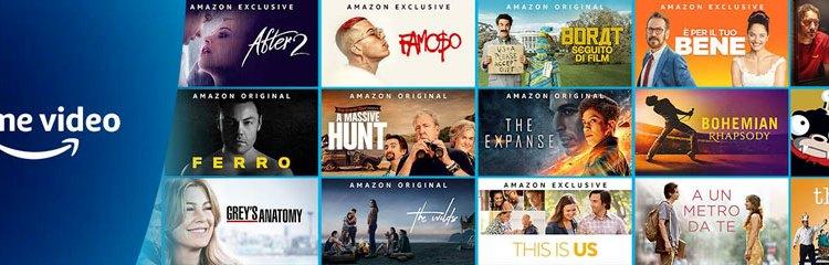 Amazon Prime Video, la nuova stagione