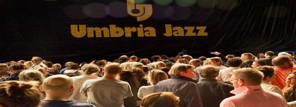 RMC radio ufficiale a Umbria Jazz