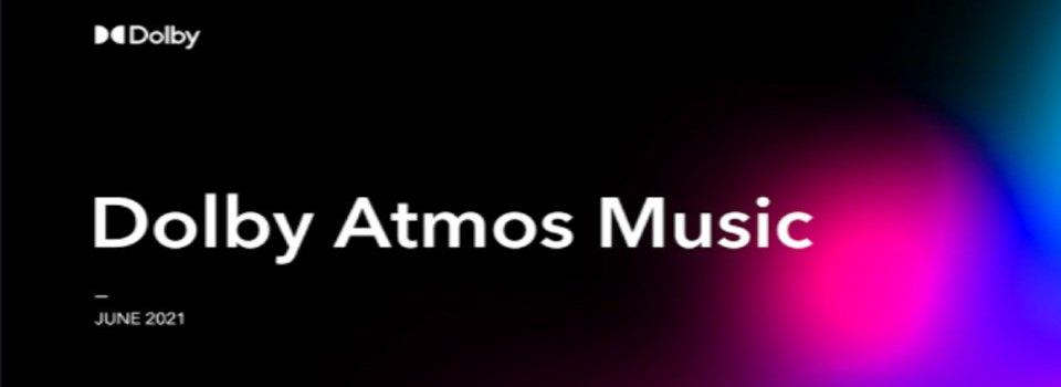 Studio Sound Service: Dolby Atmos Music in Italia