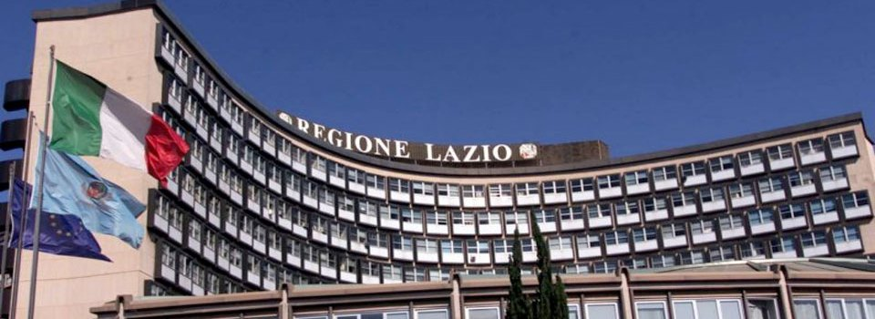Audiovisivo, Lazio protagonista