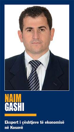 Naim-Gashi-858 Në vend të patriotizmit të rrejshëm folklorik, qeveritë e dy vendeve duhet të heqin barrierat