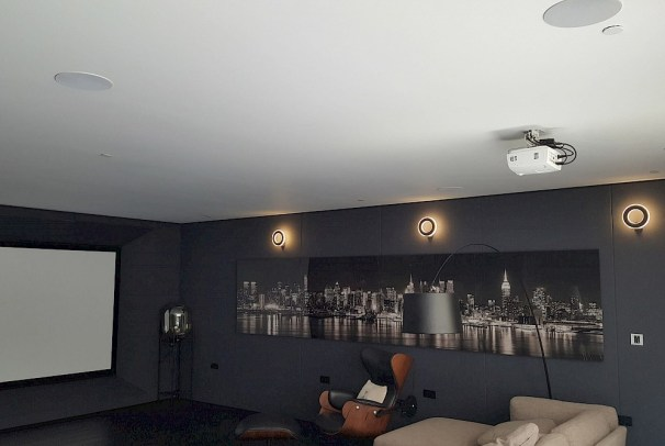 Image result for ceiling speakers atmos