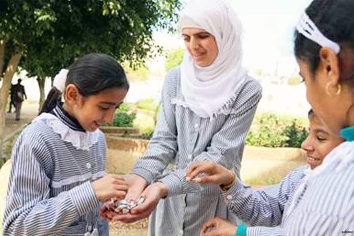 Blind-Palestinian-student-Yasmin-Al-Najjar-wins-UN-human-rights-competition-2016