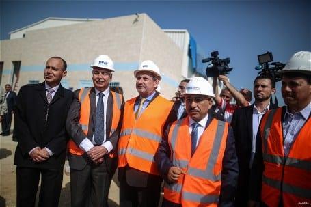 Johannes-Hahn-sea-ceremony-on-water-desalination-plant-in-Gaza-2016-09