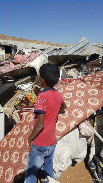 Israeli-demolishes-houses-in-West-Bank-L002