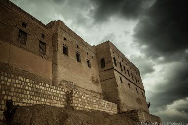 Ciudadela de Erbil (Flickr/ Mustapha Khayat)