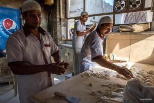 Una panadería en Qatar donde se está preparando pan[Emad Alhaj / flickr]