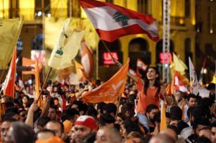 BEIRUT, LÍBANO - 31 DE OCTUBRE: (Ratib Al Safadi - Agencia Anadolu)