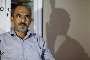 Abdulhadi Shantaf no tiene trabajo y no puede pagar el tratamiento médico para su hijo en Gaza [Middle East Monitor]