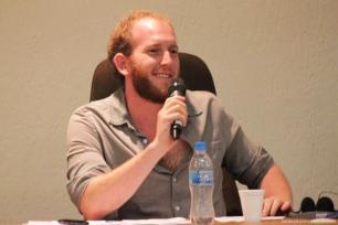 Shajar Goldwaser, activista y miembro de SEDQ, Red Judía Global por la Justicia